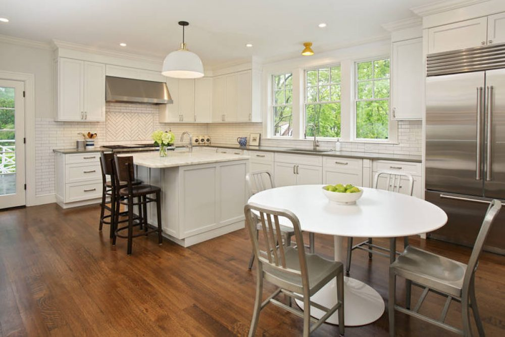 Architecture/Renovation Of Newton, MA Home in Waban
