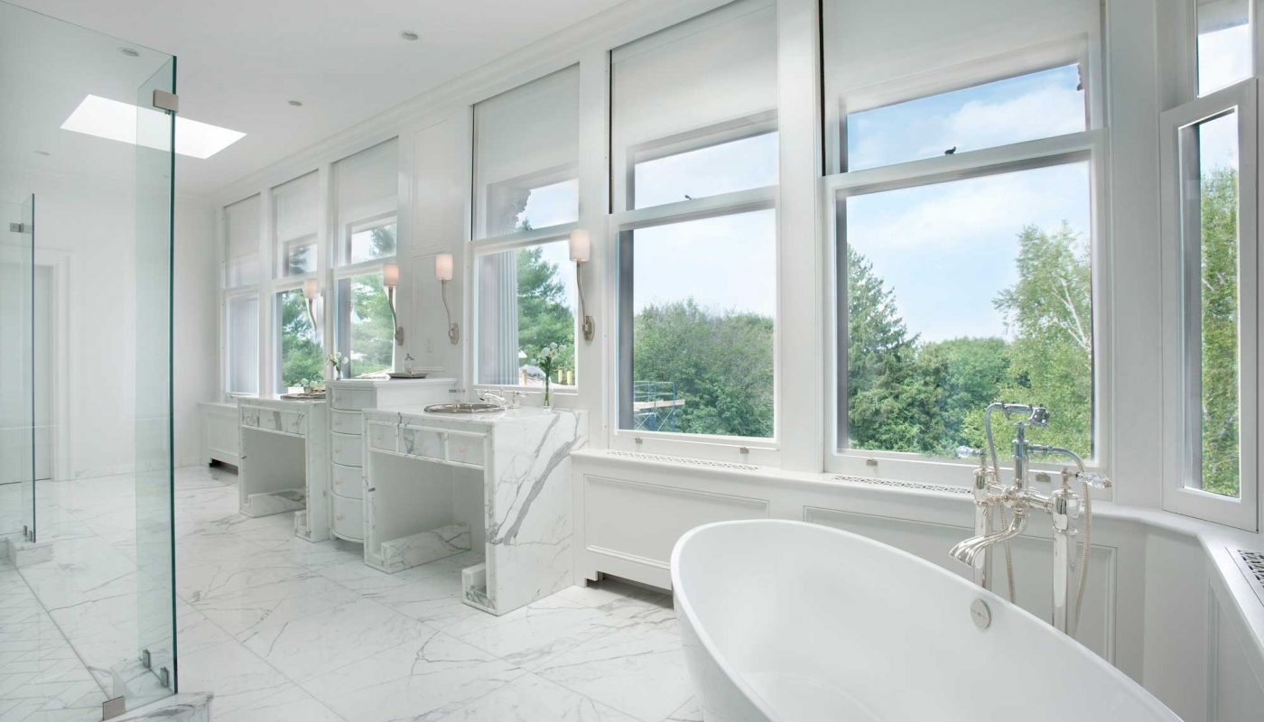 Bathroom Design In Newton, MA: Boston Magazine Feature