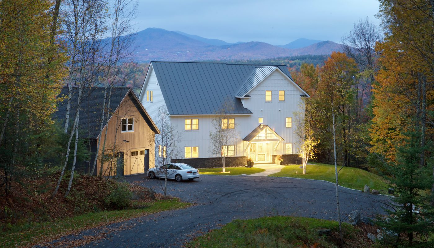 Stowe, VT Architecture Photo