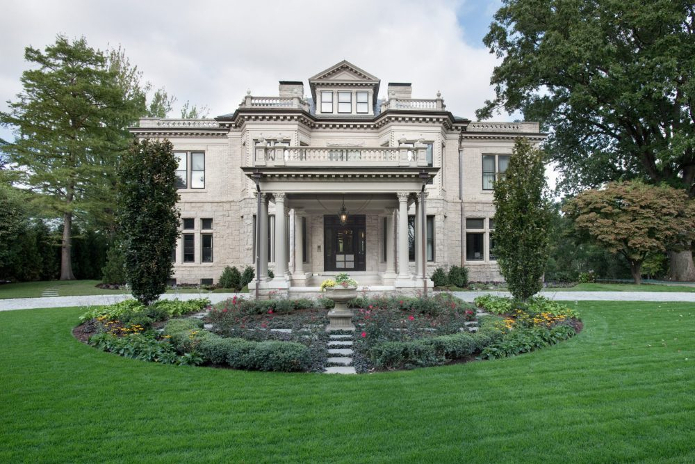 Award-Winning Neo-Classical Revival In Newton, MA