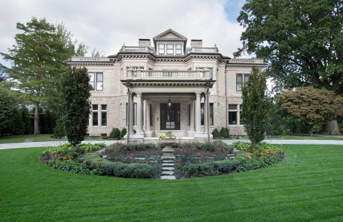 Award-Winning Neo-Classical Revival In Newton, MA