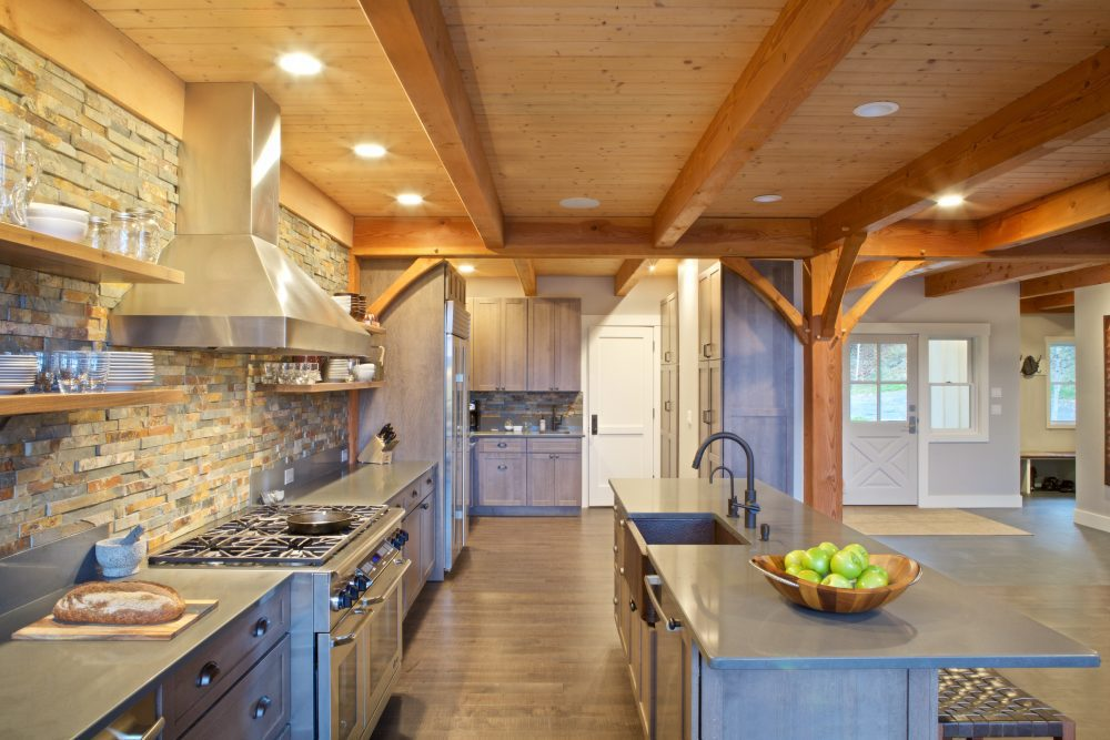 Kitchen Design in Stowe, VT