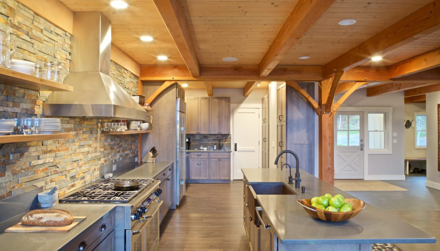 Kitchen Design in Stowe, VT