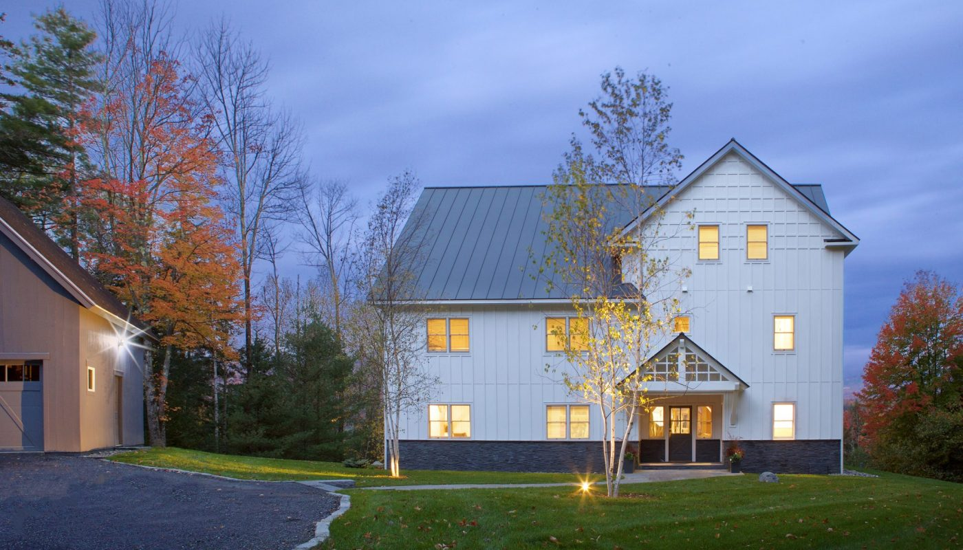 Architecture Design in Stowe, VT
