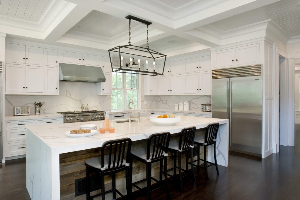 Photo of Kitchen Design in Weston, MA