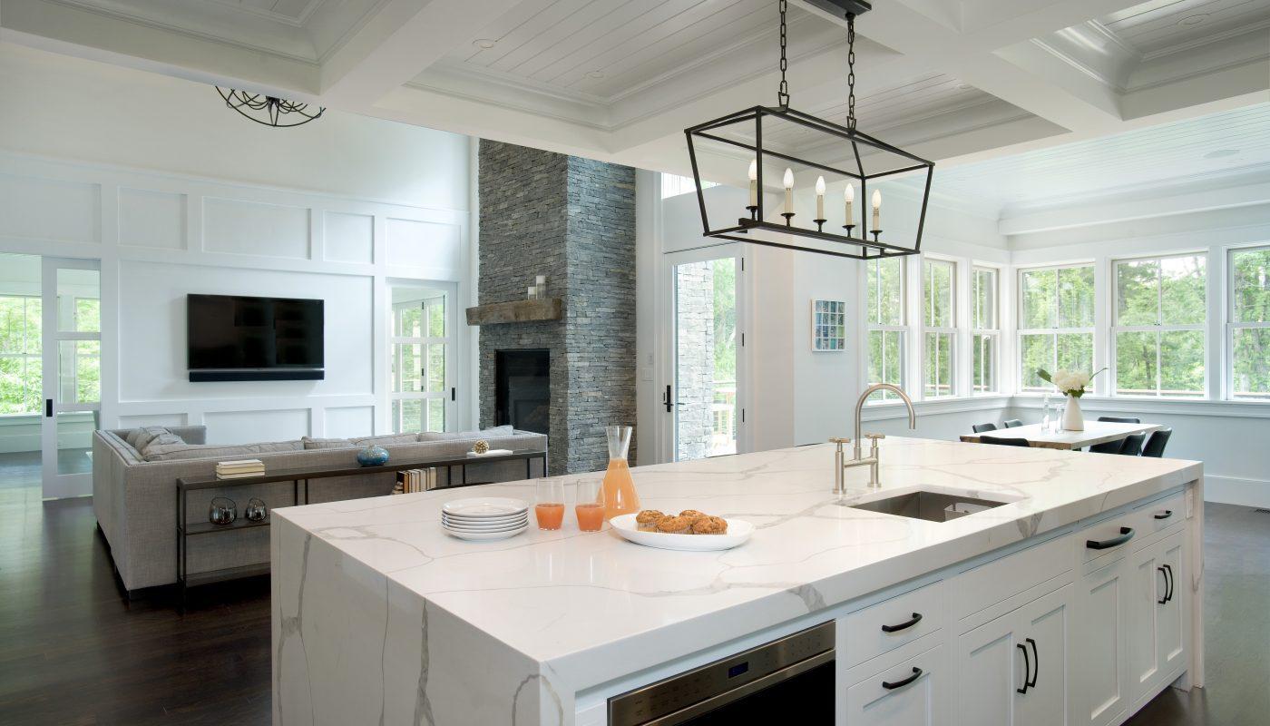 Interior Architecture Design Photo in Weston, MA