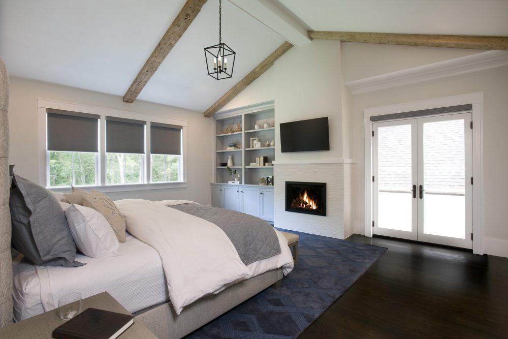 Master Bedroom Photo - Interior Design in Weston, MA