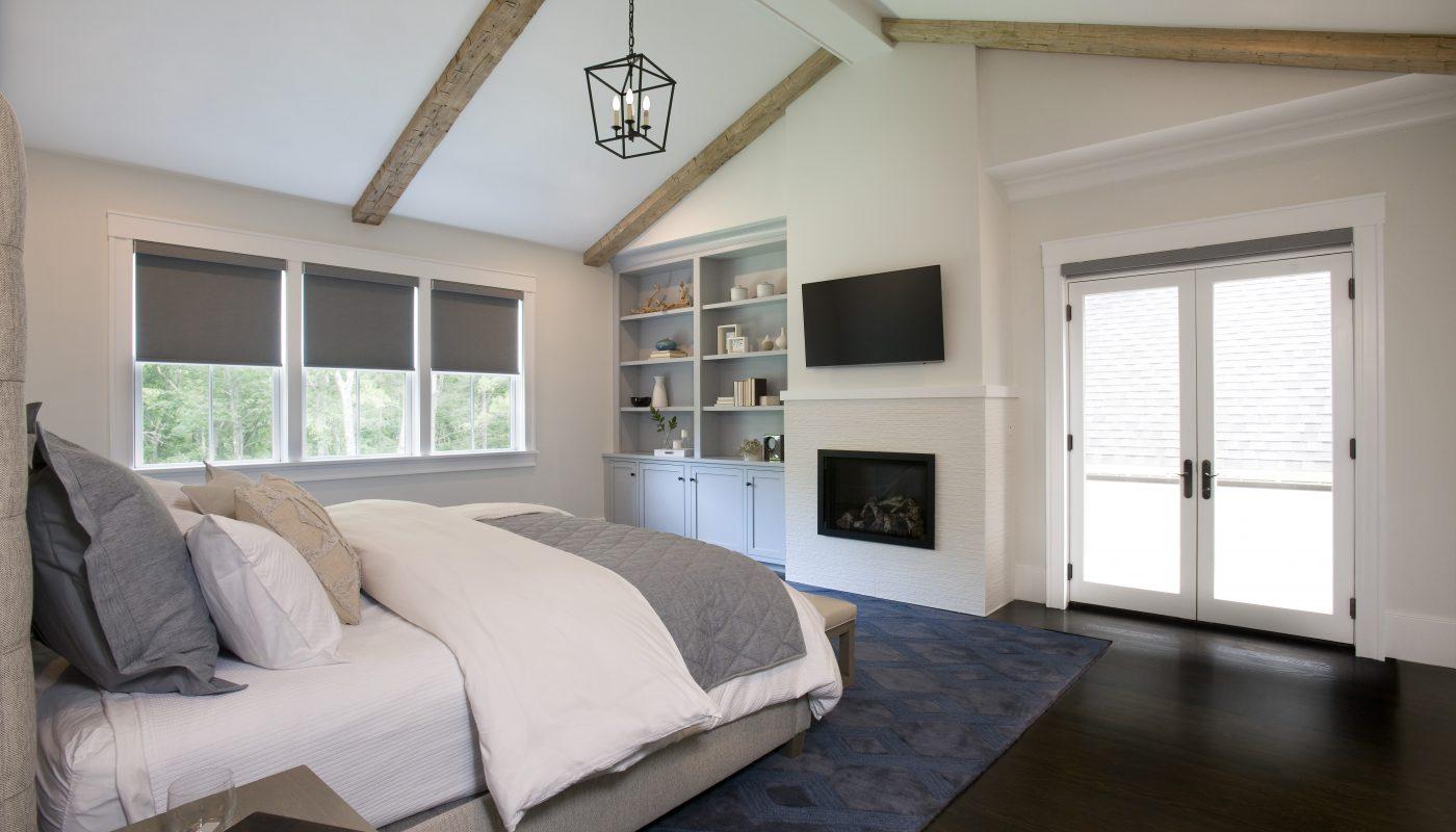 Comfortable Main Bedroom