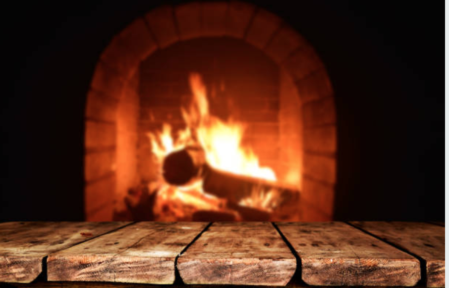 Igniting the Flame - History on Fireplaces