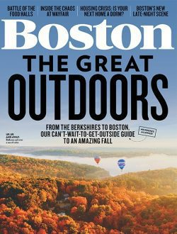Boston Magazine Architecture Feature