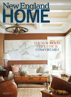 Feature in New England Home Magazine October 2019