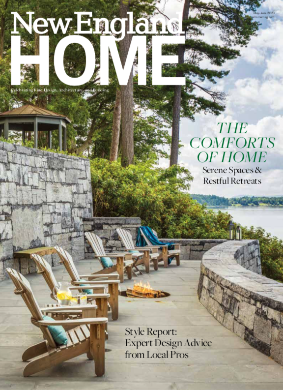 Featured in New England Home