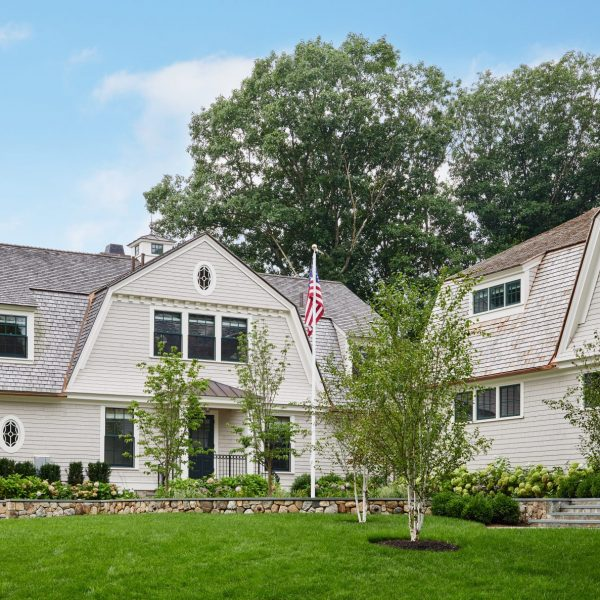 Exterior Photo of Wellesley, MA Architecture Design