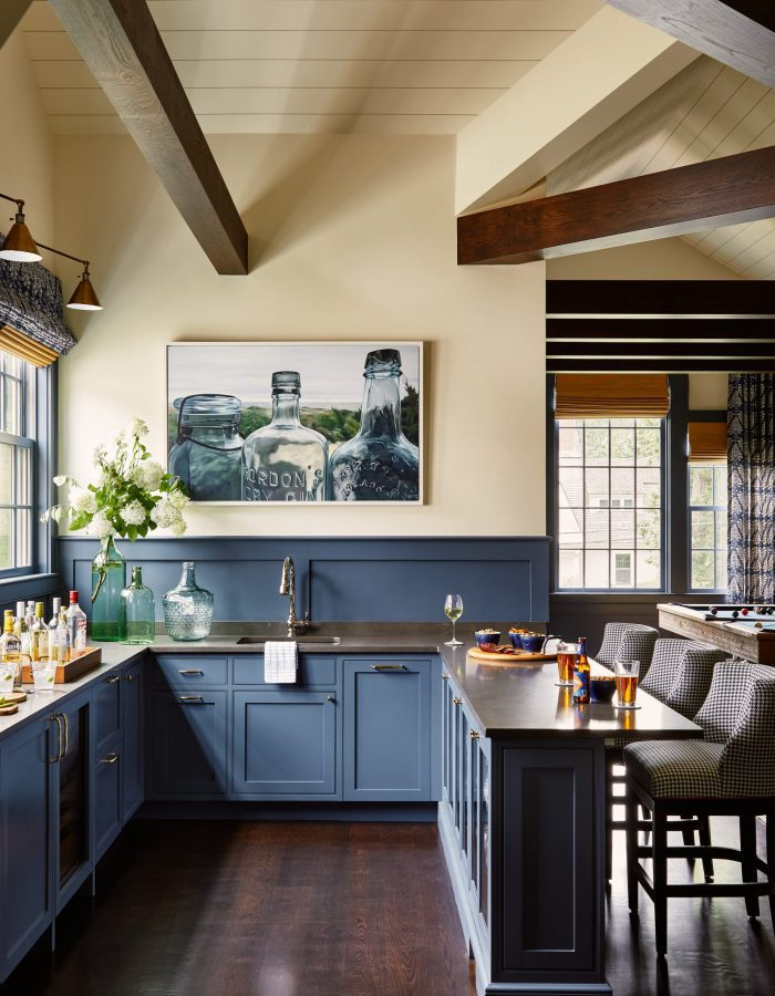 Gorgeous Kitchen Design By Slocum Hall Design Group
