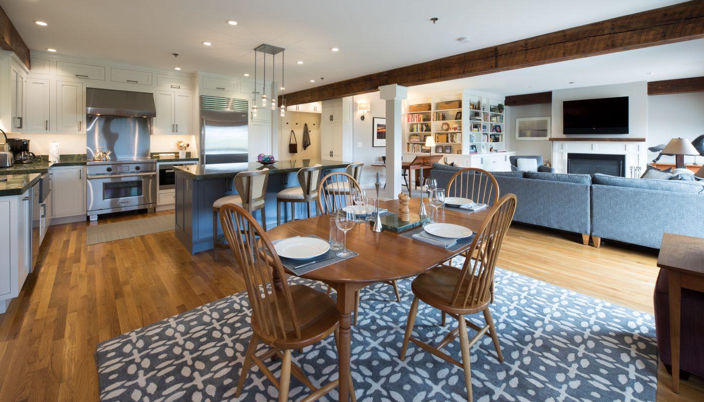 Dining Area Interior Design Services In South Boston