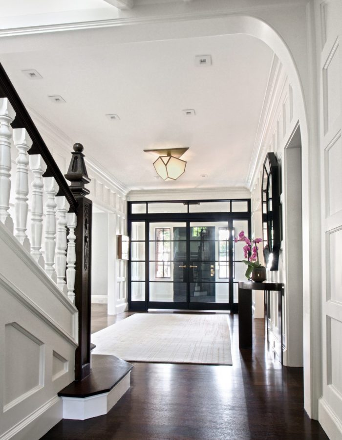 Residential Architecture - interior design photo of staircase